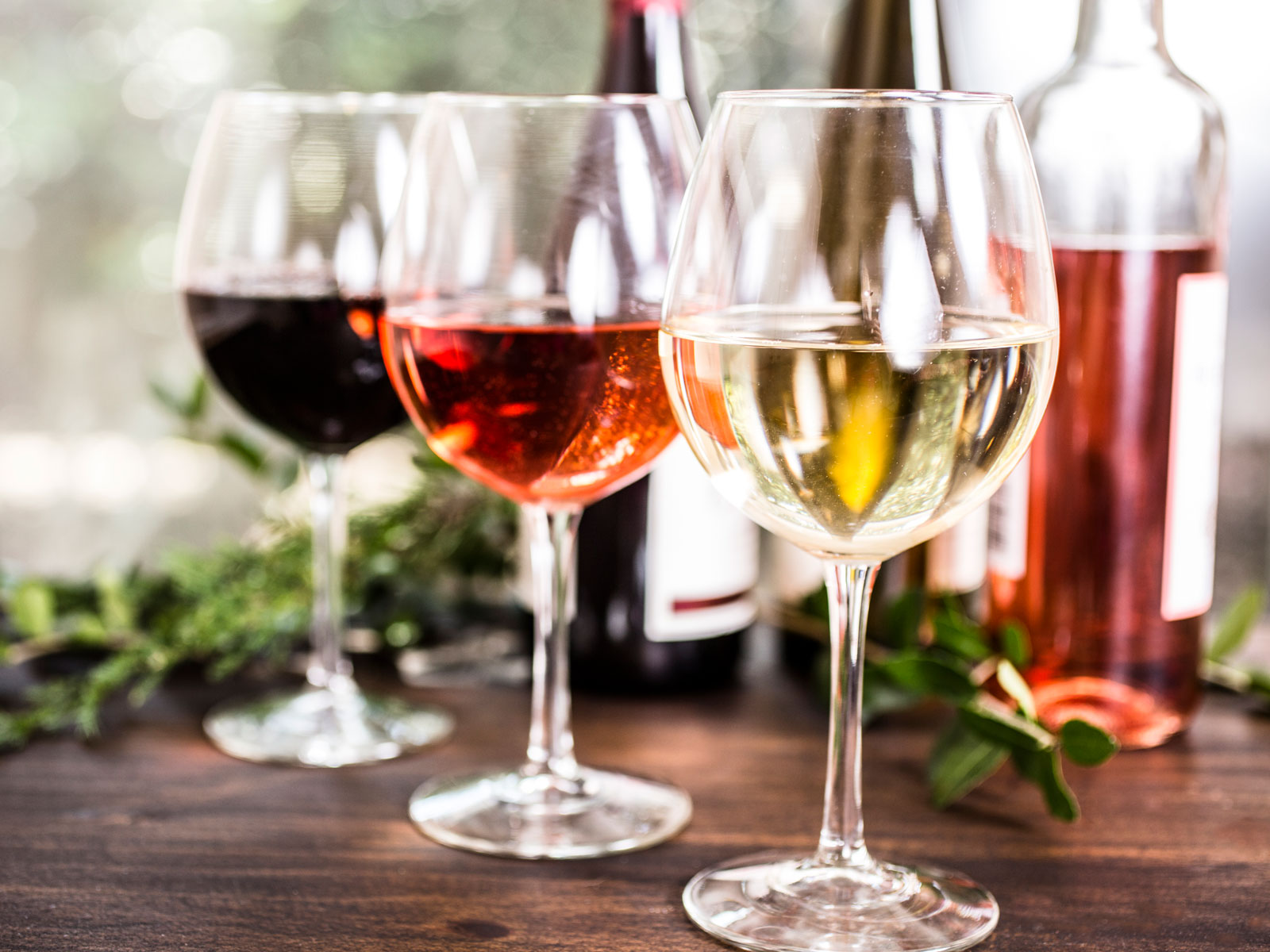 America's Favorite Red and White Wine Varieties, According to YouGov