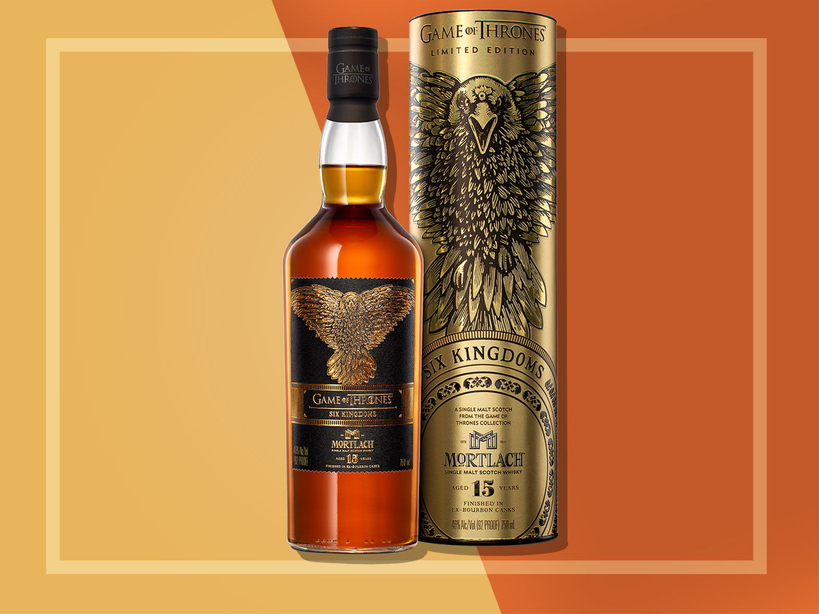 Game of Thrones Six Kingdoms Whisky