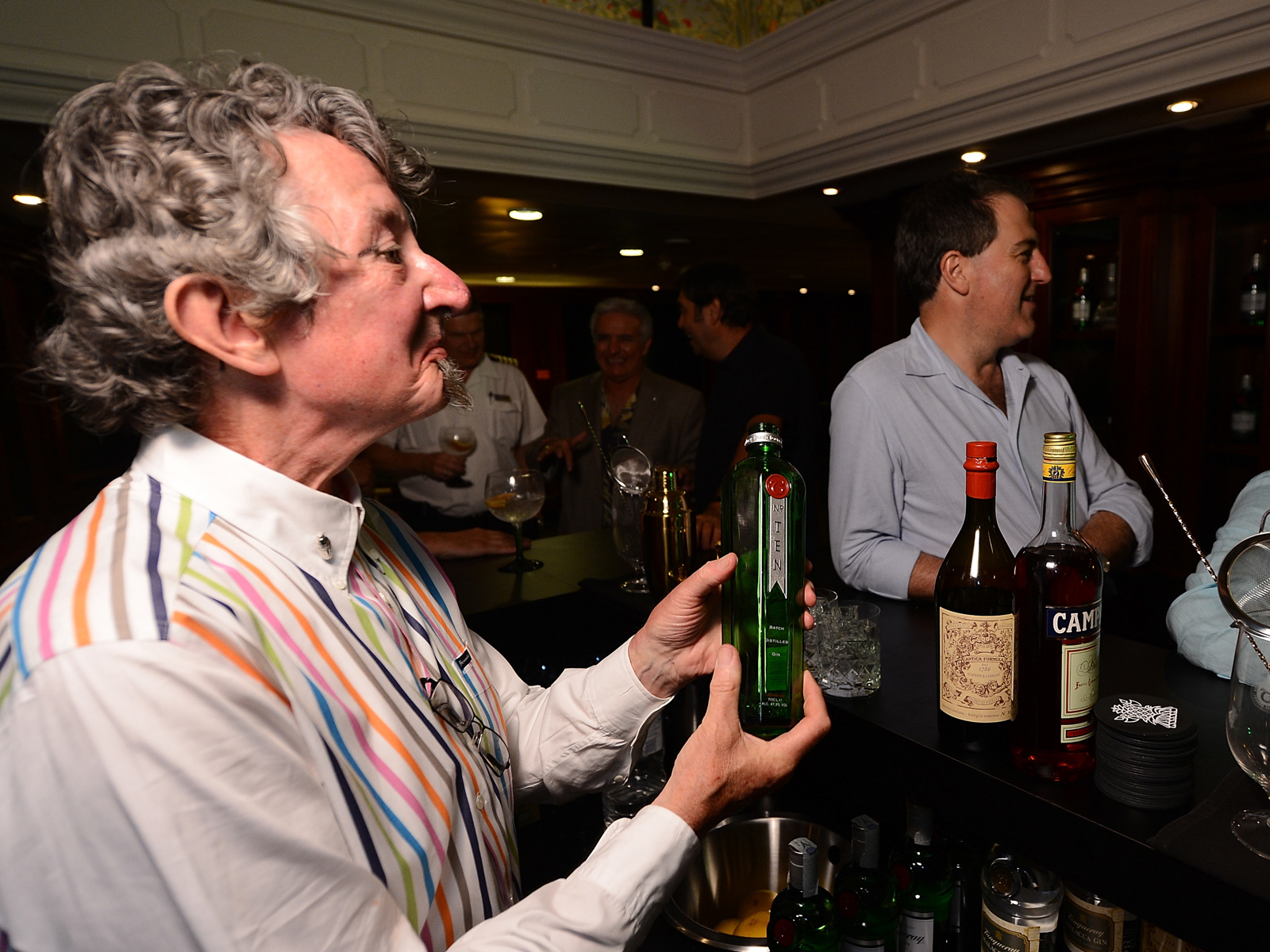 Gary Regan's Profound Legacy in the Cocktail World