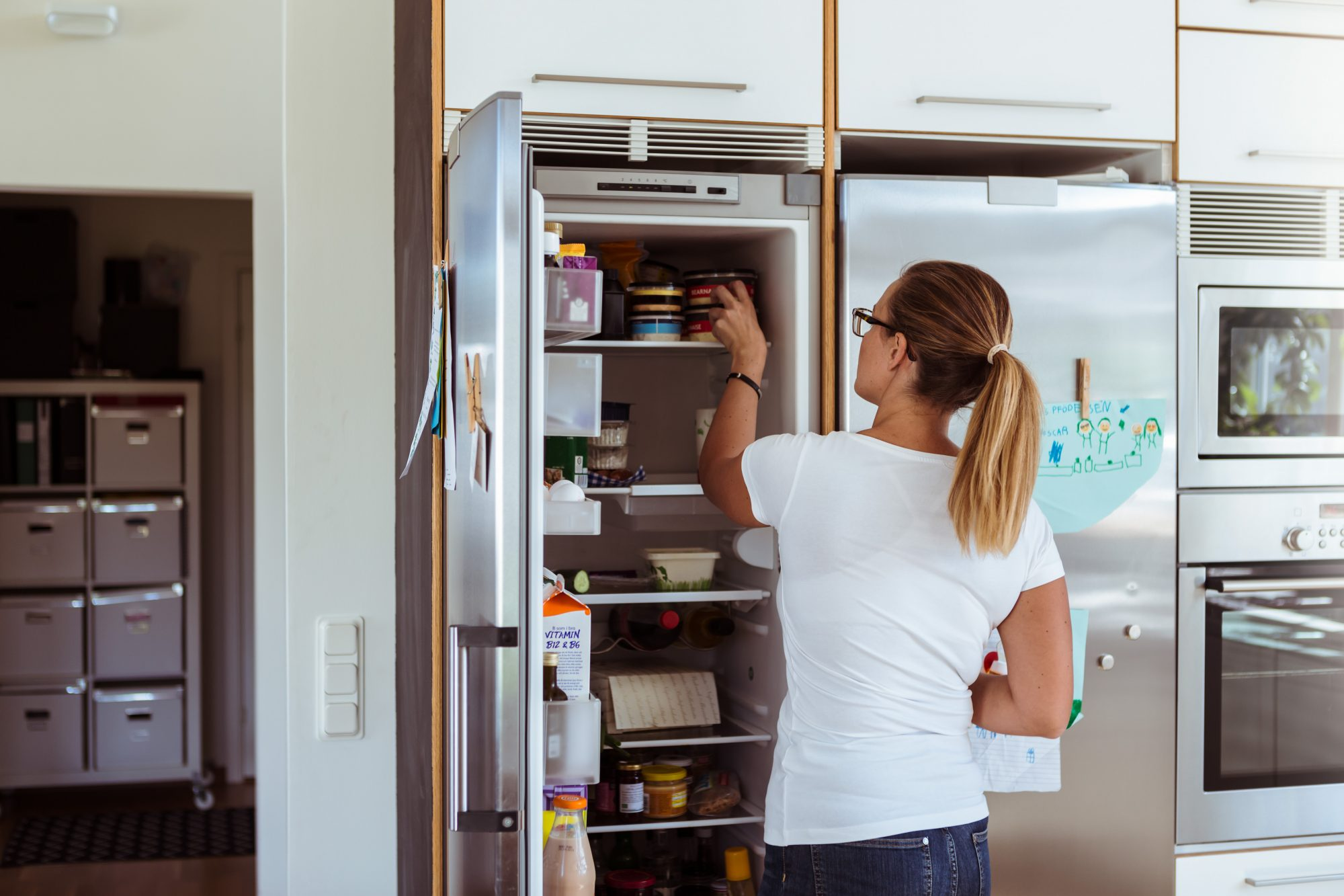 How I Used Up Everything When My Refrigerator Died