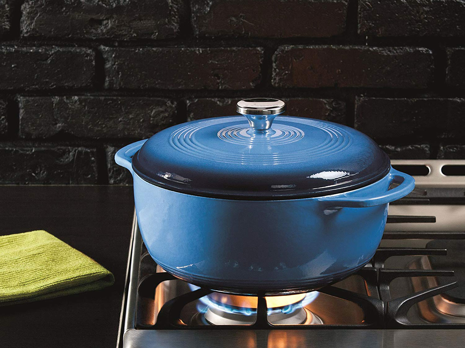 dutch oven from lodge