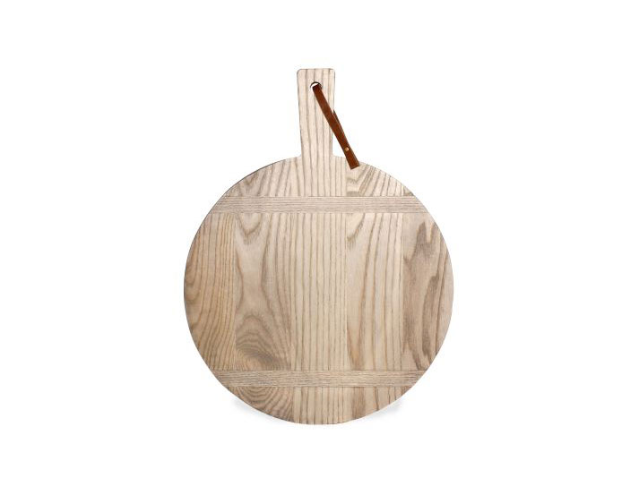 JK Adams Round Cutting Board