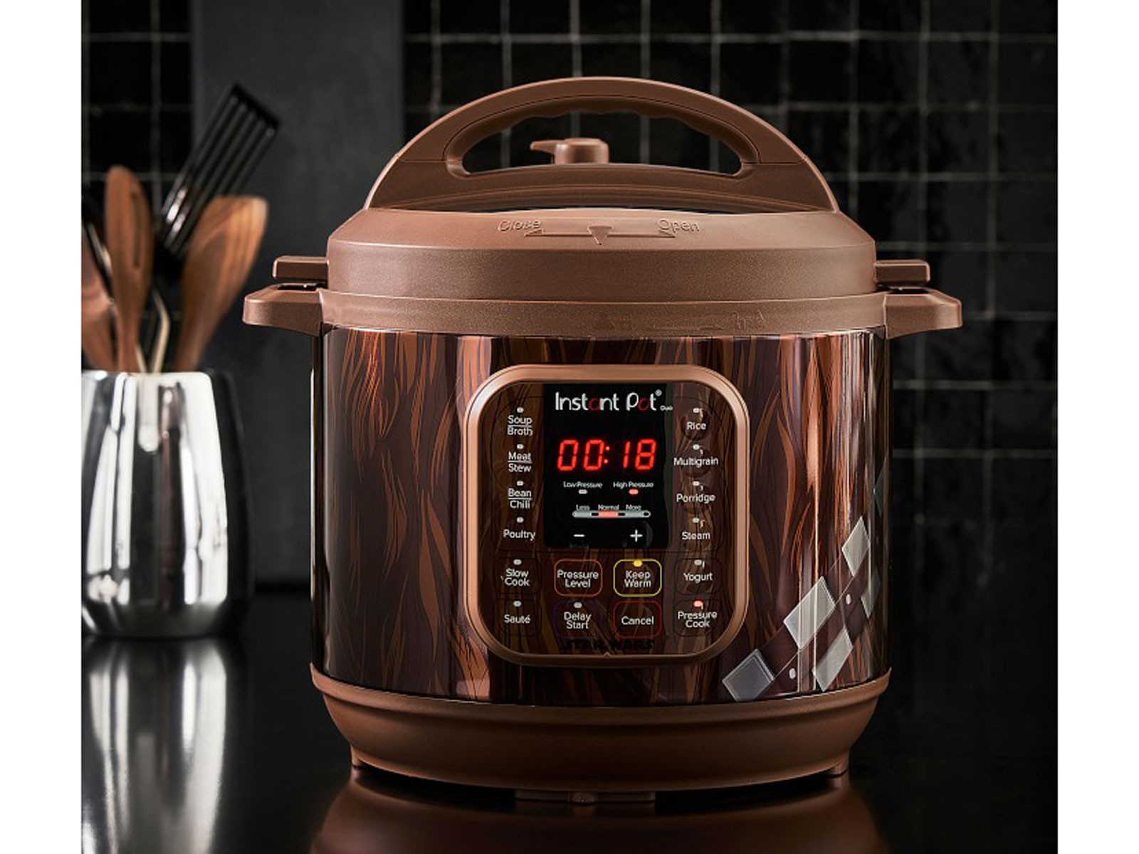 chewbacca star wars instant pot