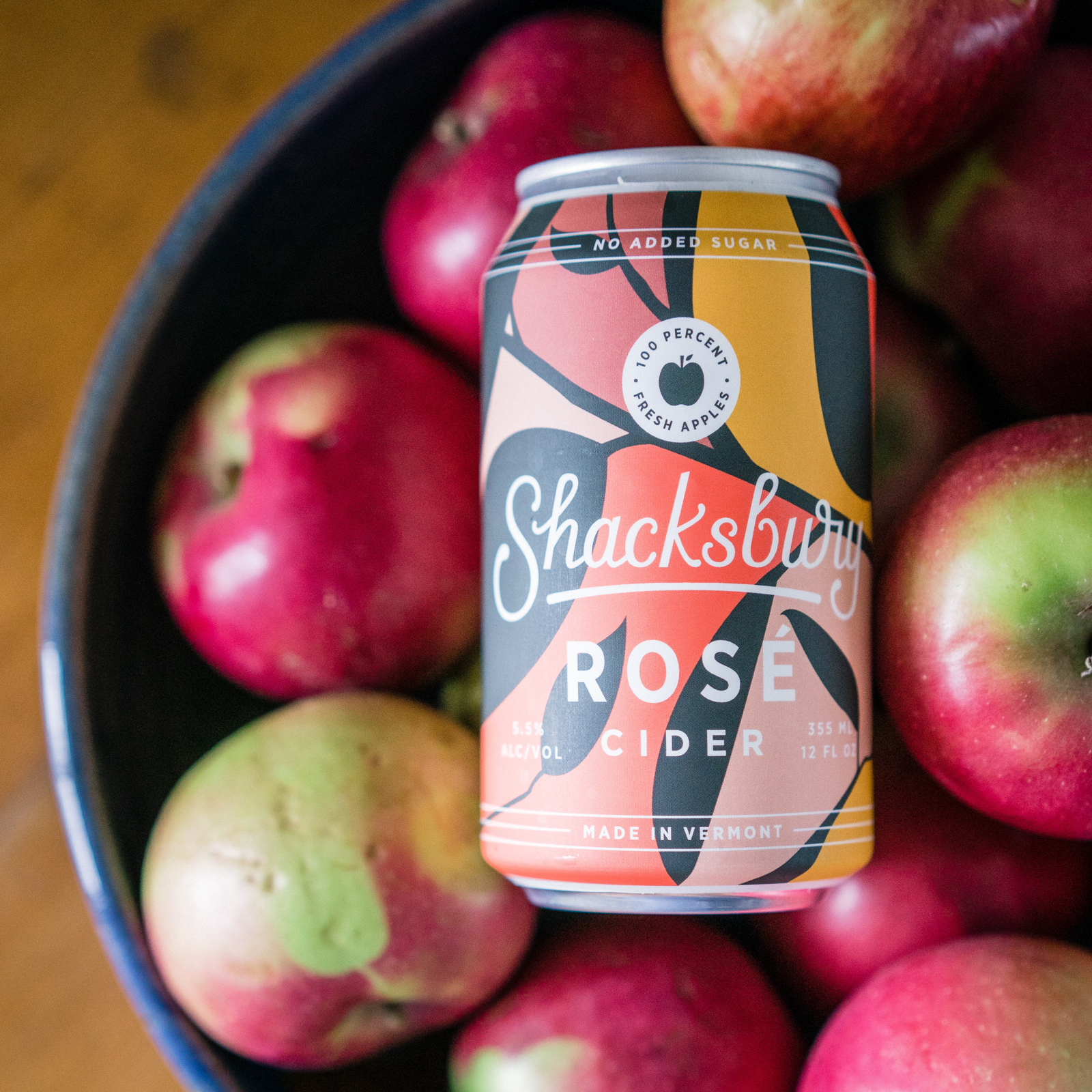 Shacksbury Rose Cider