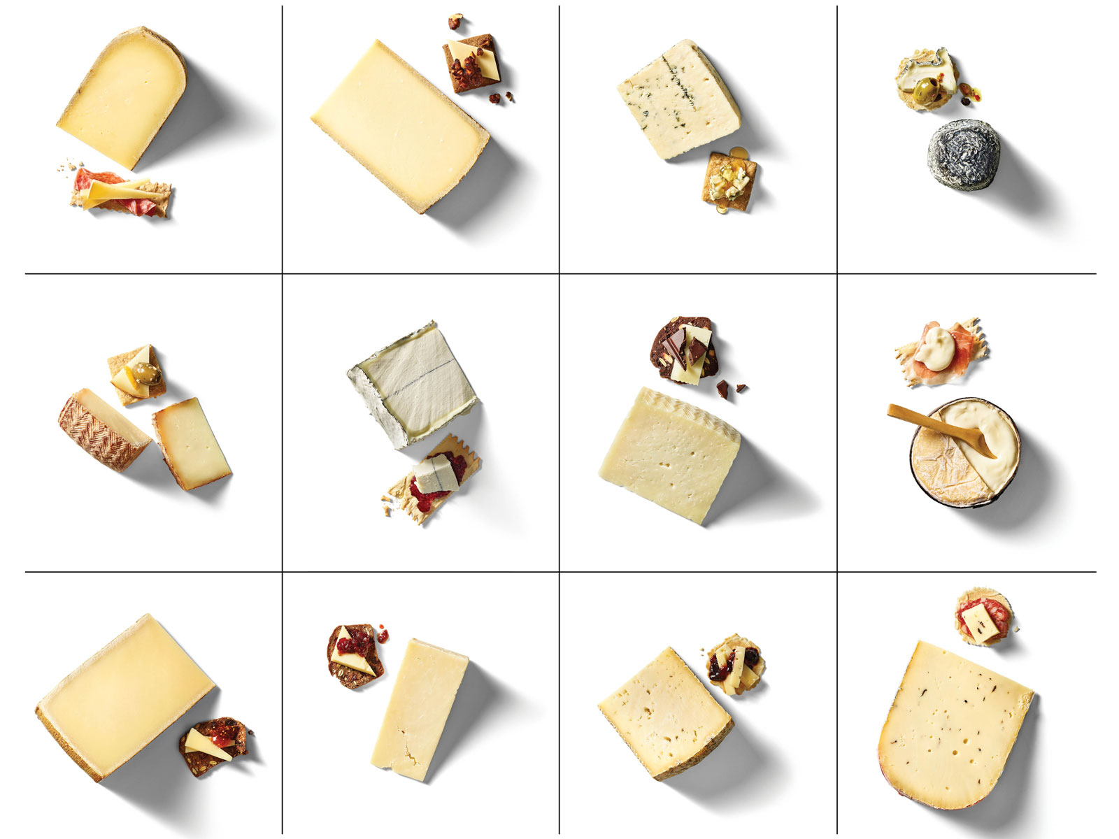 '12 Days of Cheese' Returns to Whole Foods in Time for Party Season