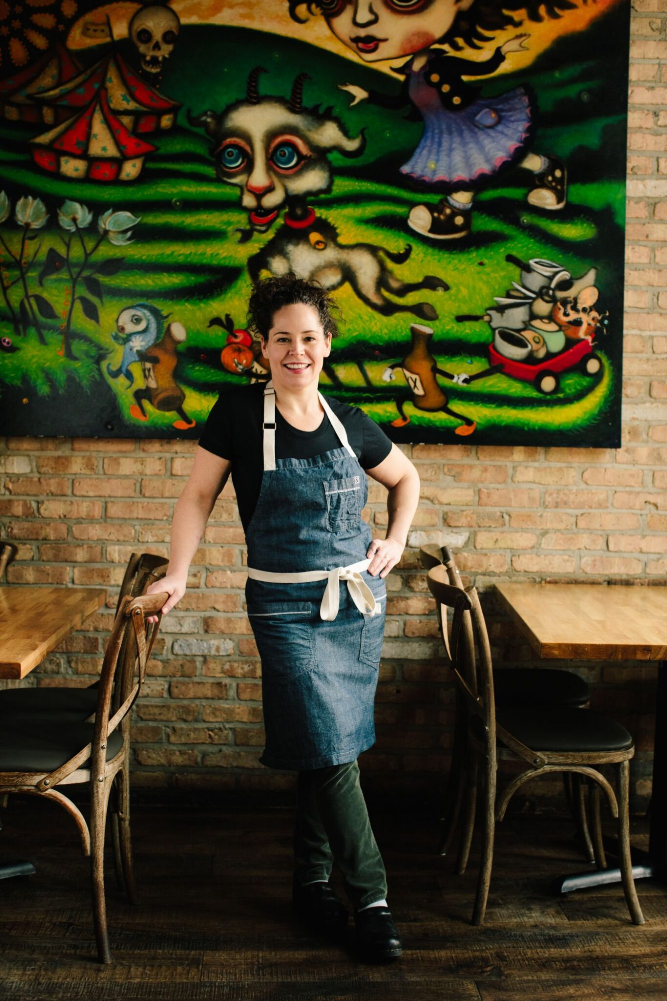 Stephanie Izard Girl and the Goat