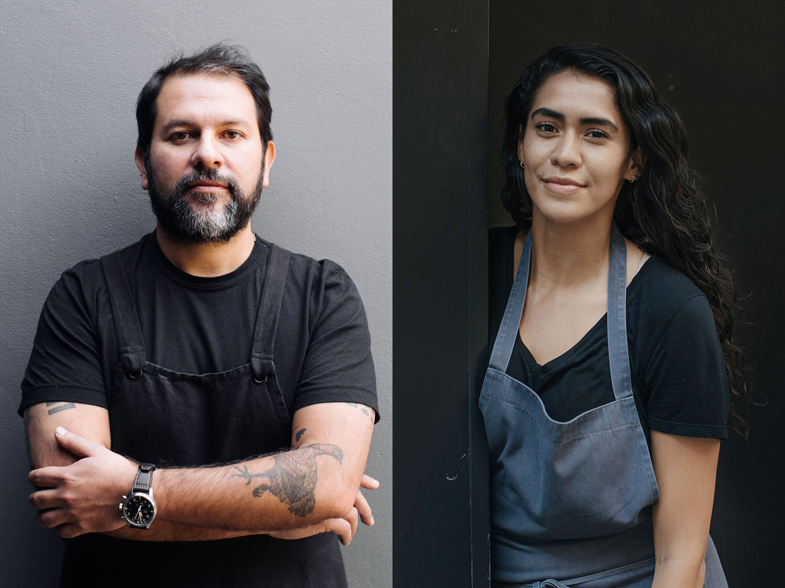 2020 Restaurant Openings: Enrique Olvera and Daniela Soto-Innes