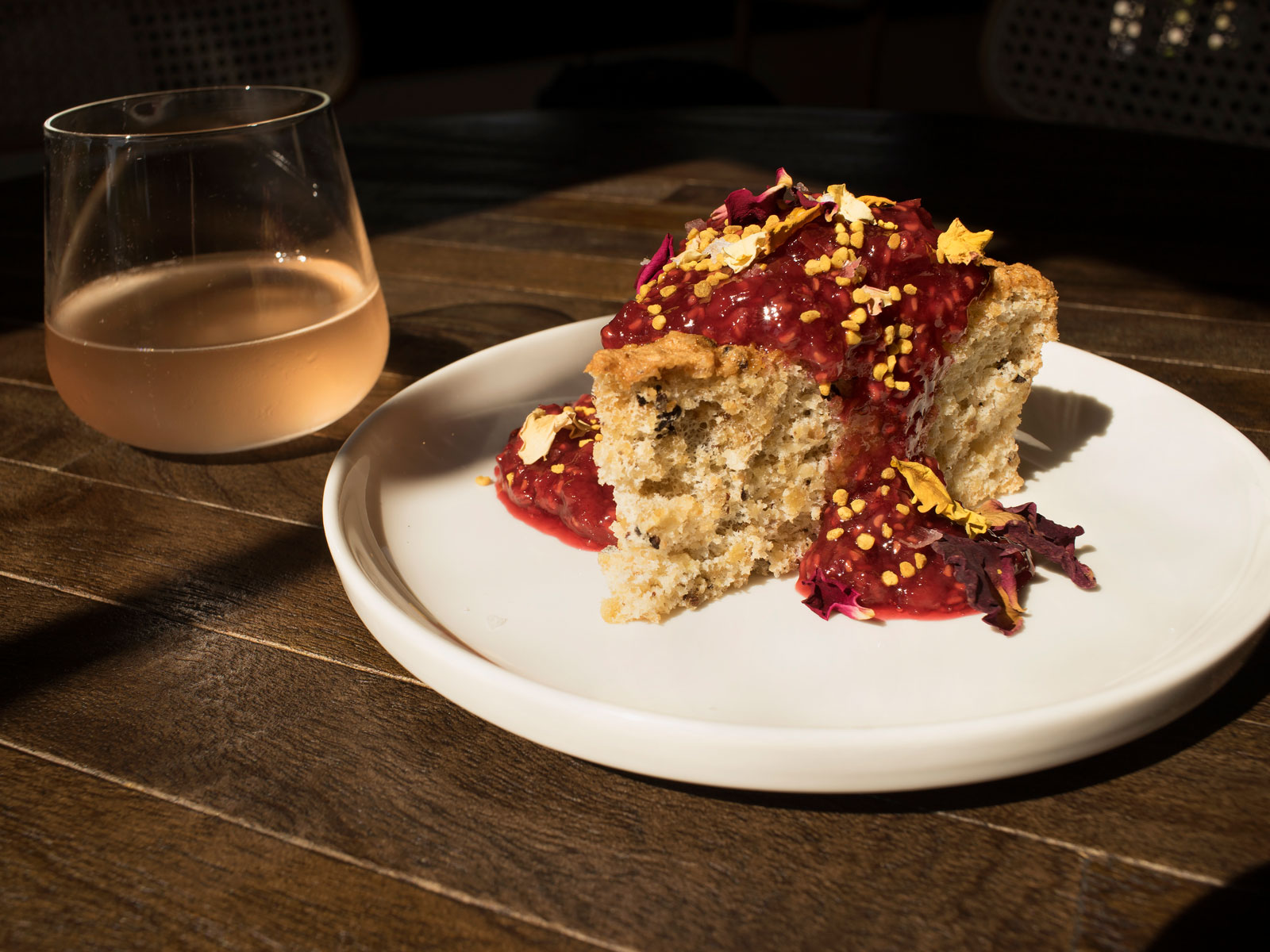 This Nashville Restaurant Serves Wine and Cake for Breakfast