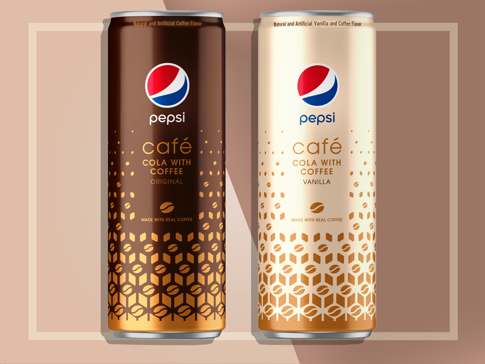 Pepsi Is Releasing a Coffee-Infused Soda