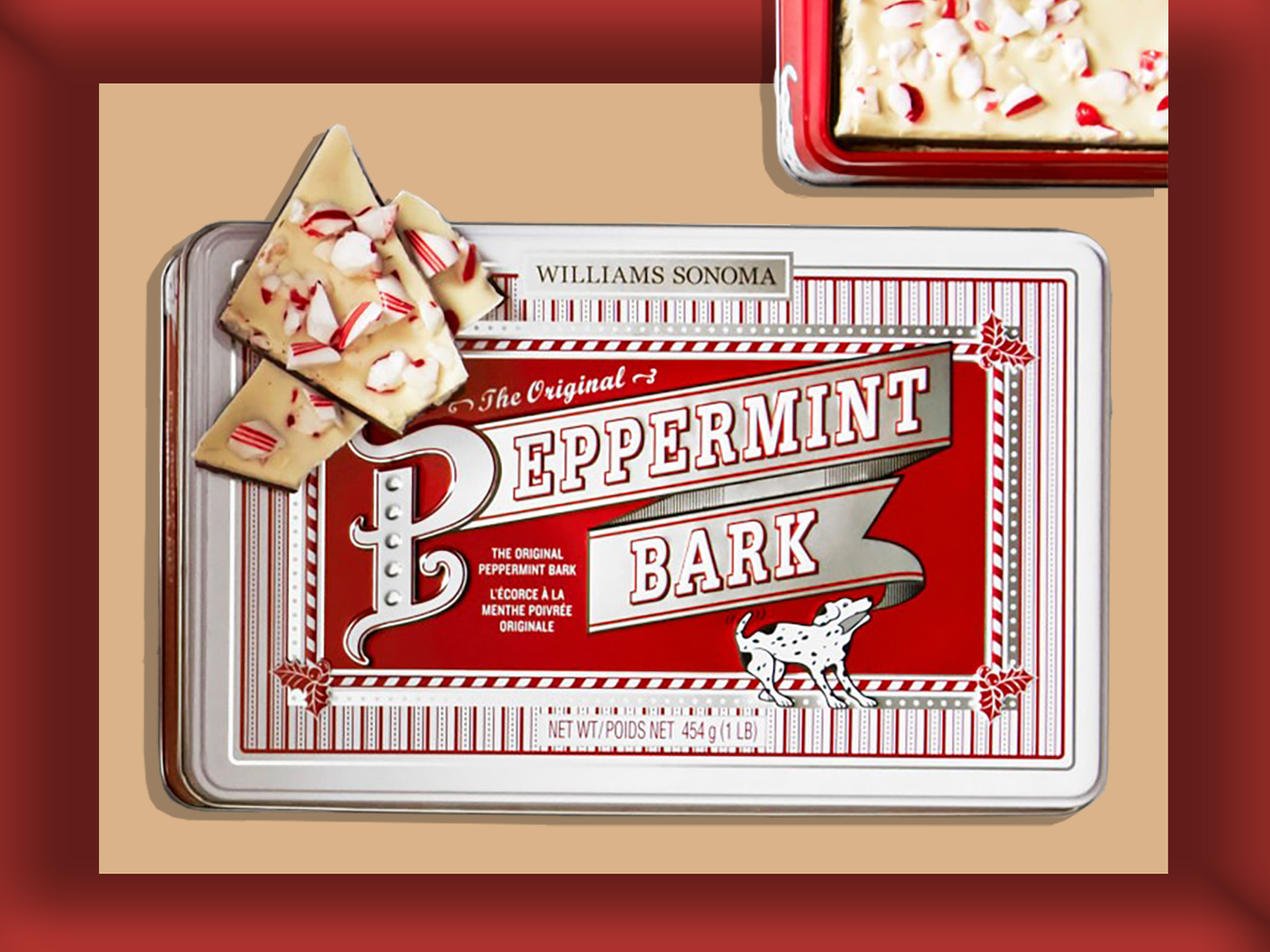 Williams-Sonoma Peppermint Bark