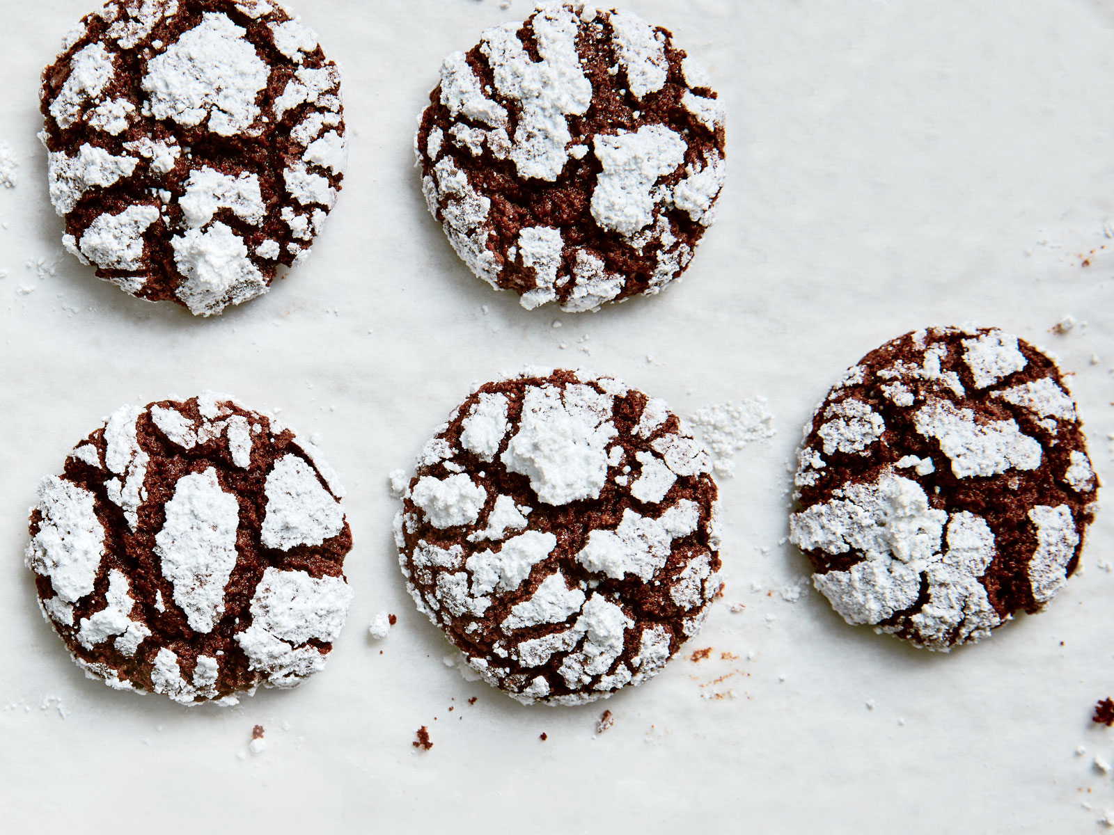 Learn How to Make Gluten-Free Crinkle Cookies with This Mad Genius Tip