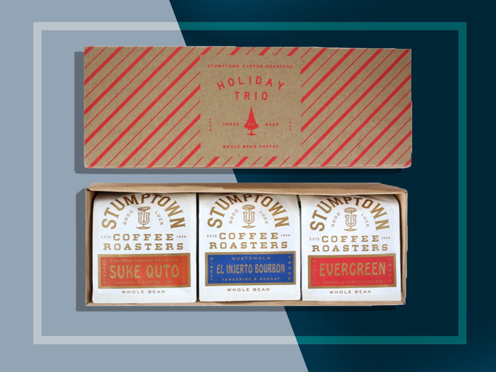 Coffee Gifts Stumptown Holiday Trio