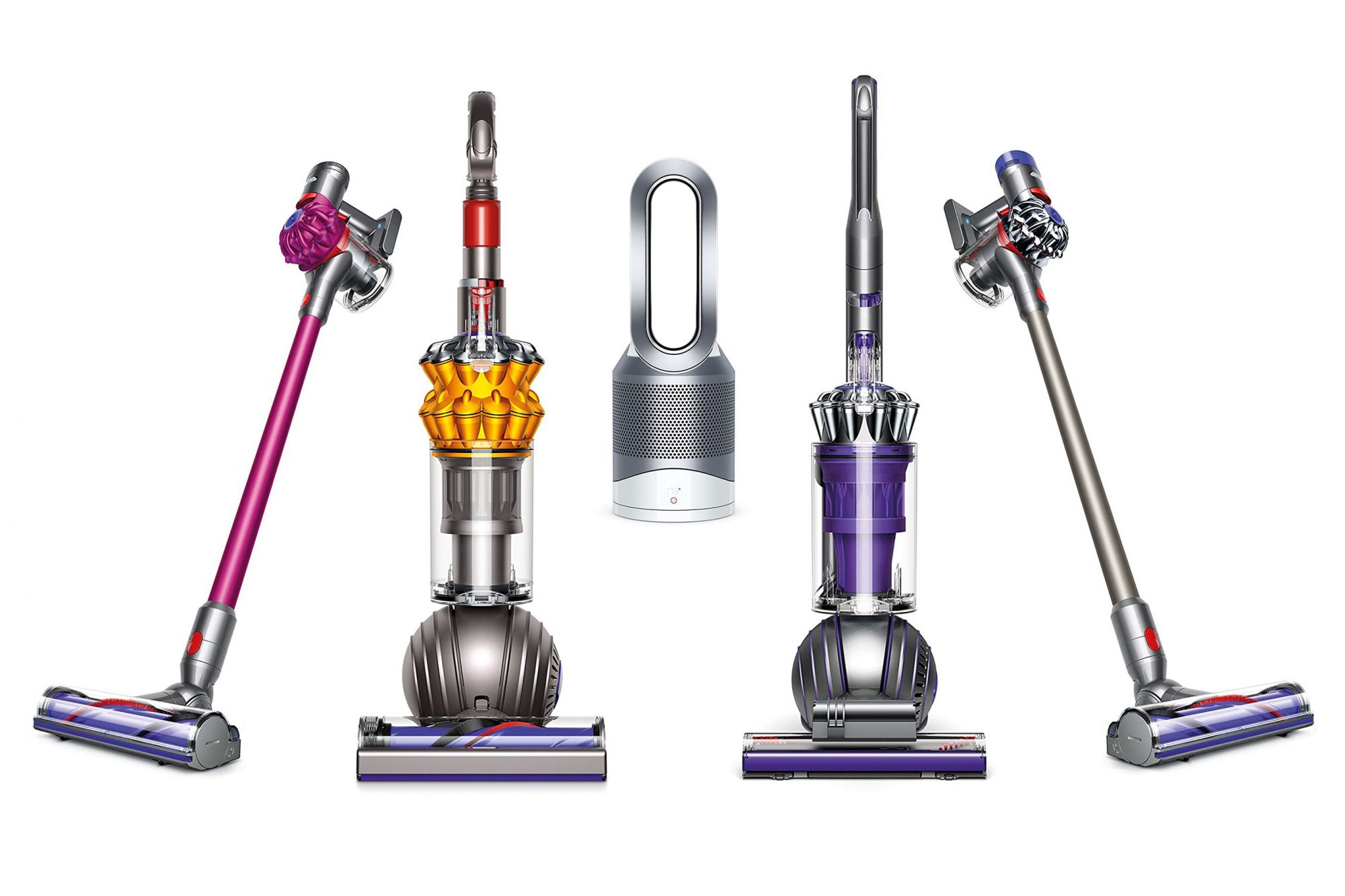 Deal Alert! Dyson Vacuums and Air Purifiers Are Majorly Marked Down at Amazon