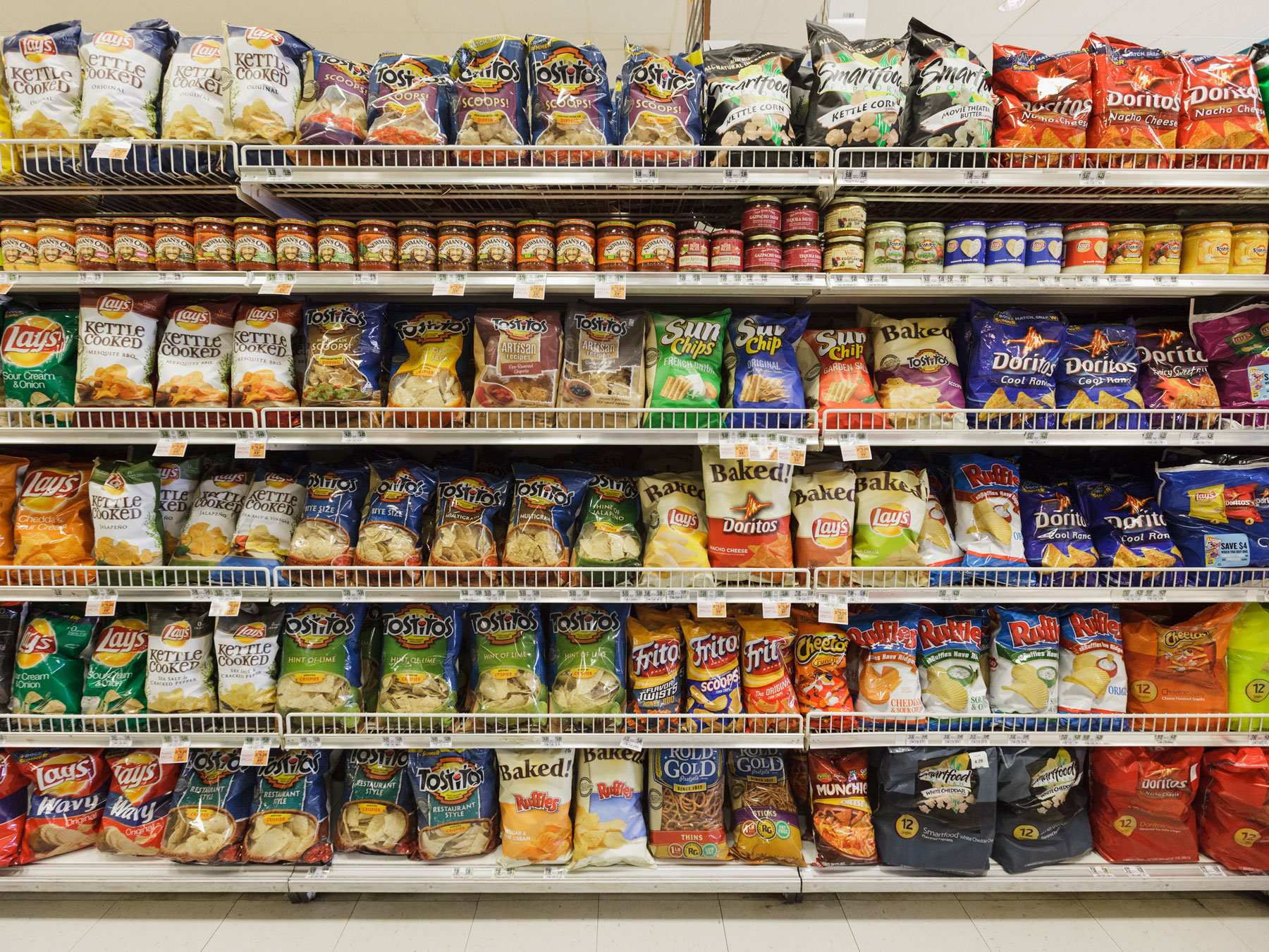 Study Says Putting Exercise Suggestions on Food Labels Is a Good Idea