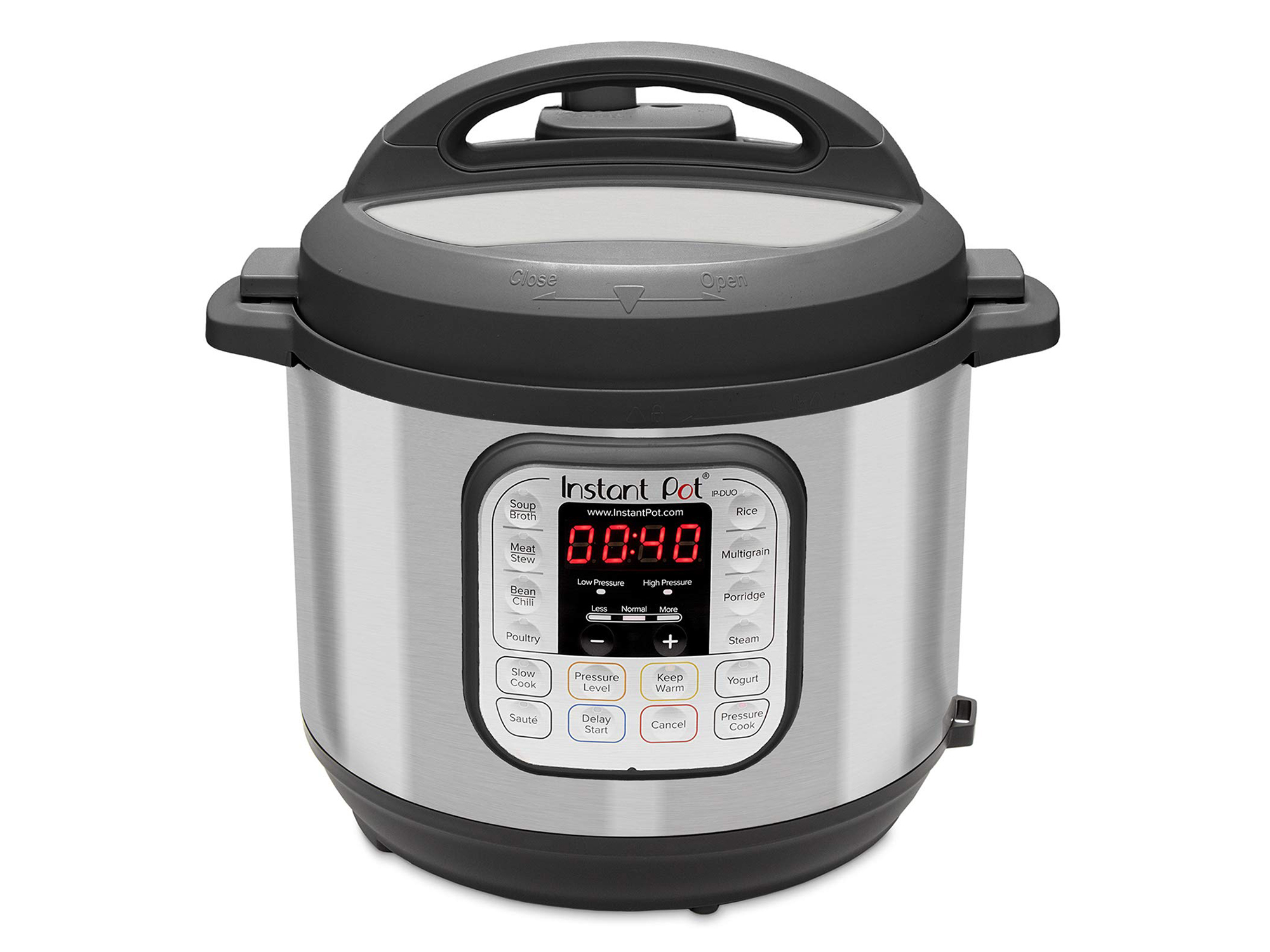 Instant Pot Duo 80 7-in-1 Electric Pressure Cooker