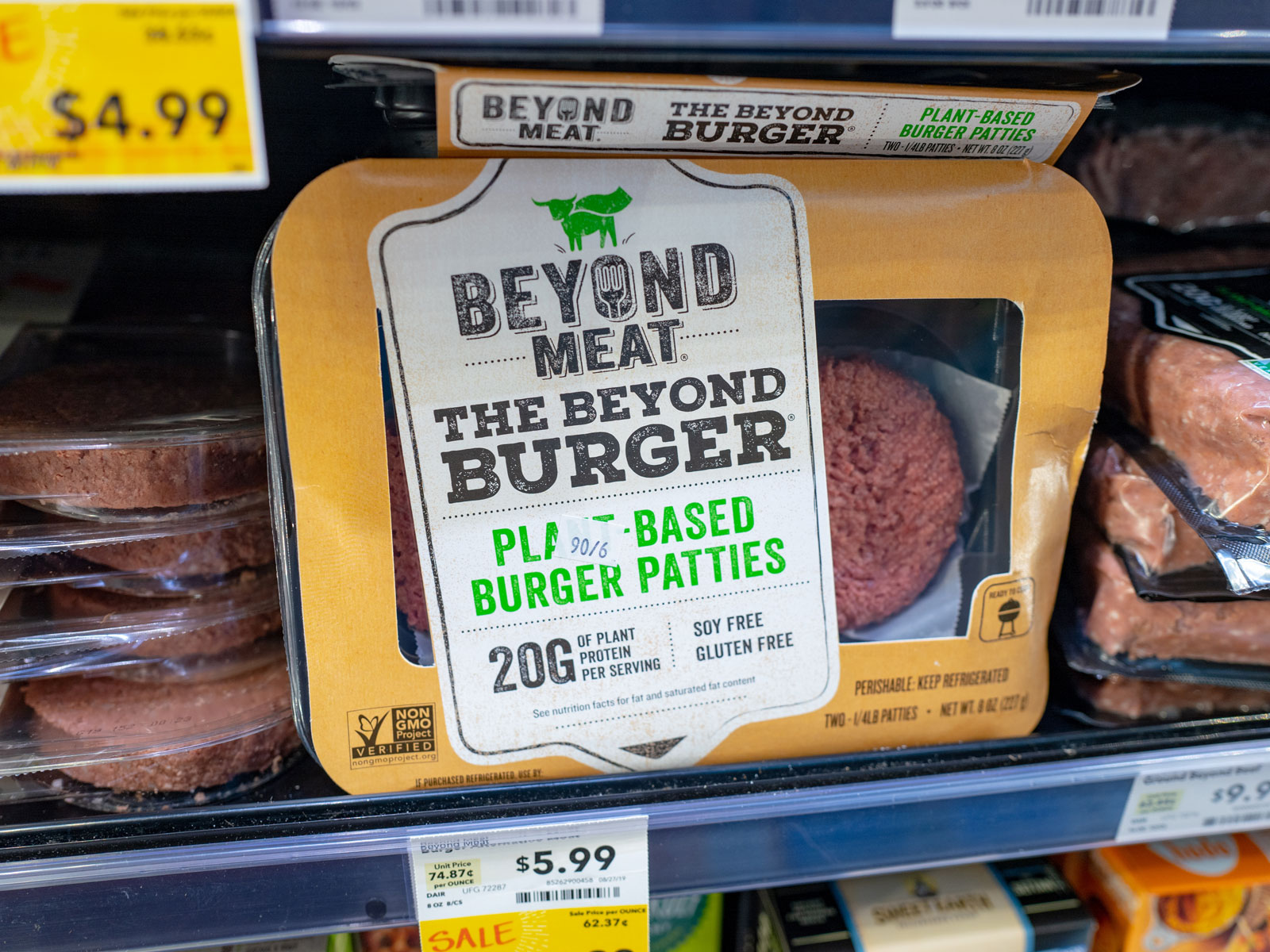 Law Against Plant-Based 'Meat' Labels Is Blocked