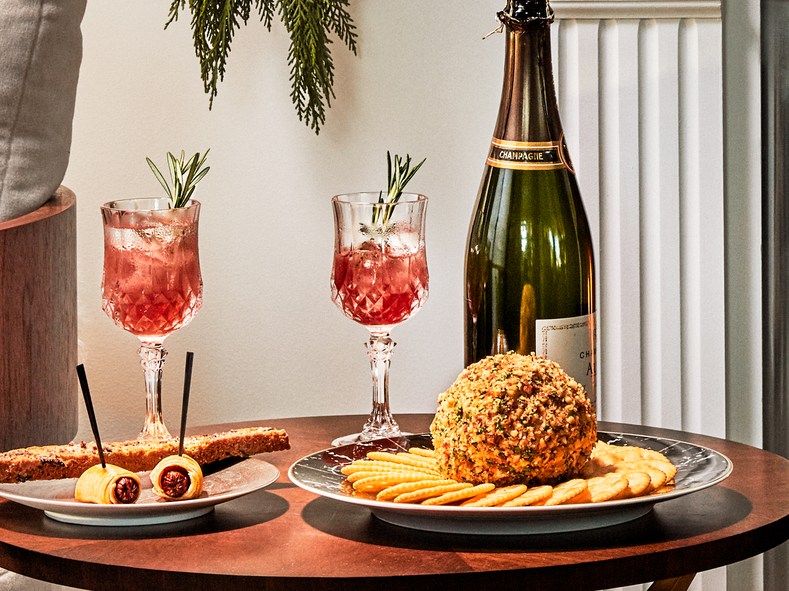 Pickled Pepper Cheese Ball Recipe