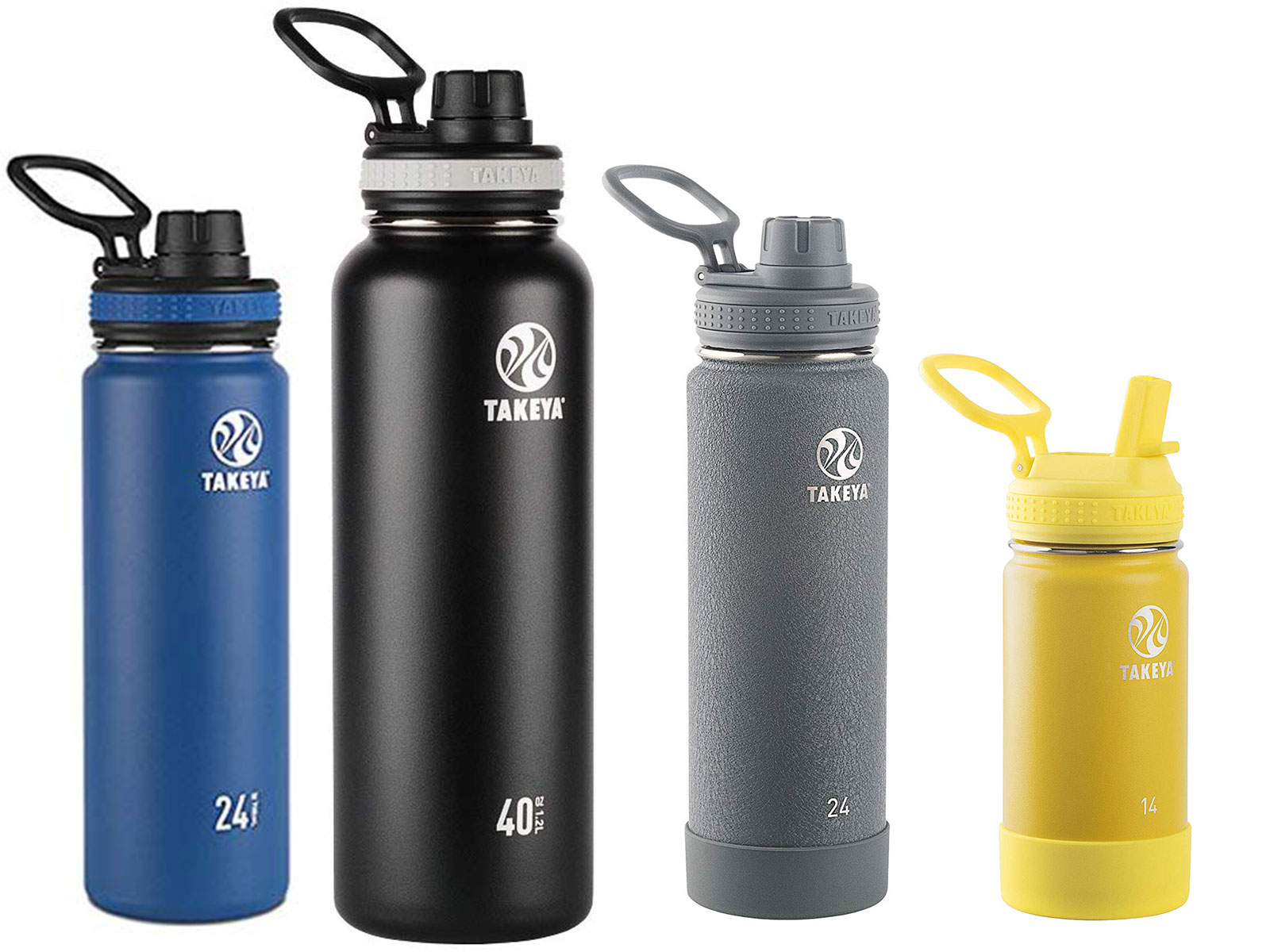 takeya water bottles