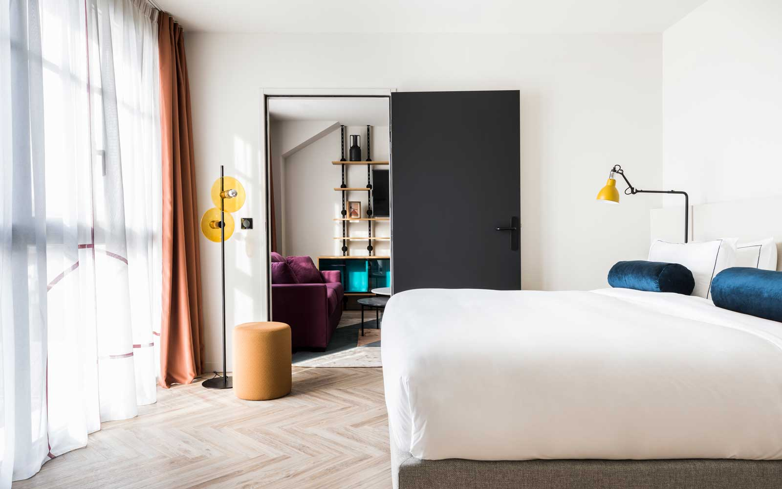 This Lively Neighborhood in Paris Is Home to the Coolest New Hotels