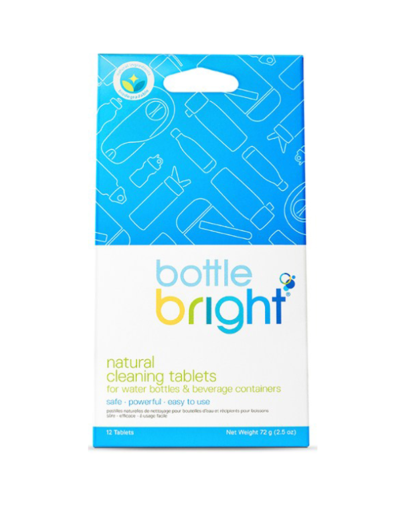 Water Bottle Cleaning Tablets