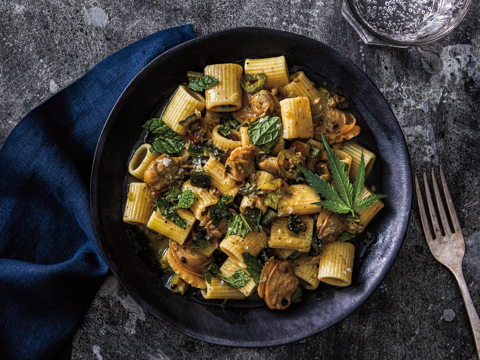 Cannabis-Infused Buttery Pasta Recipe