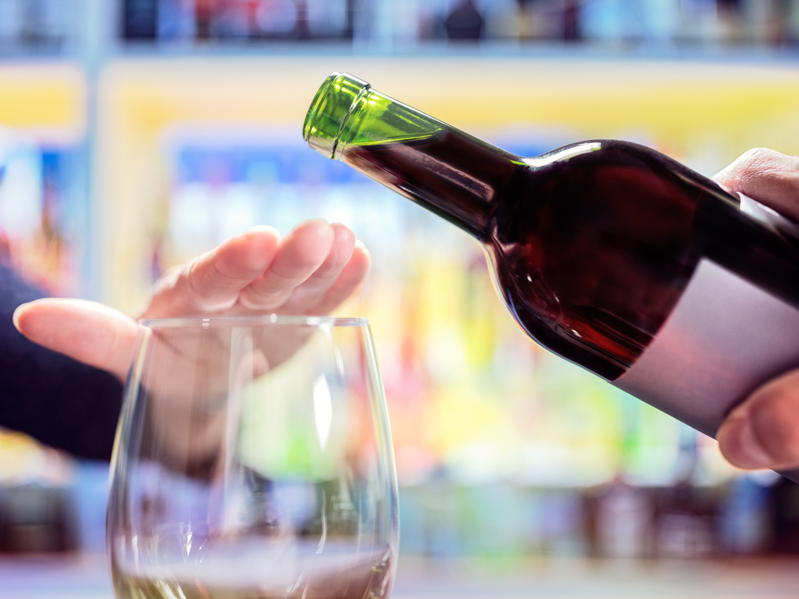 Drinking Less Wine? You're Not Alone
