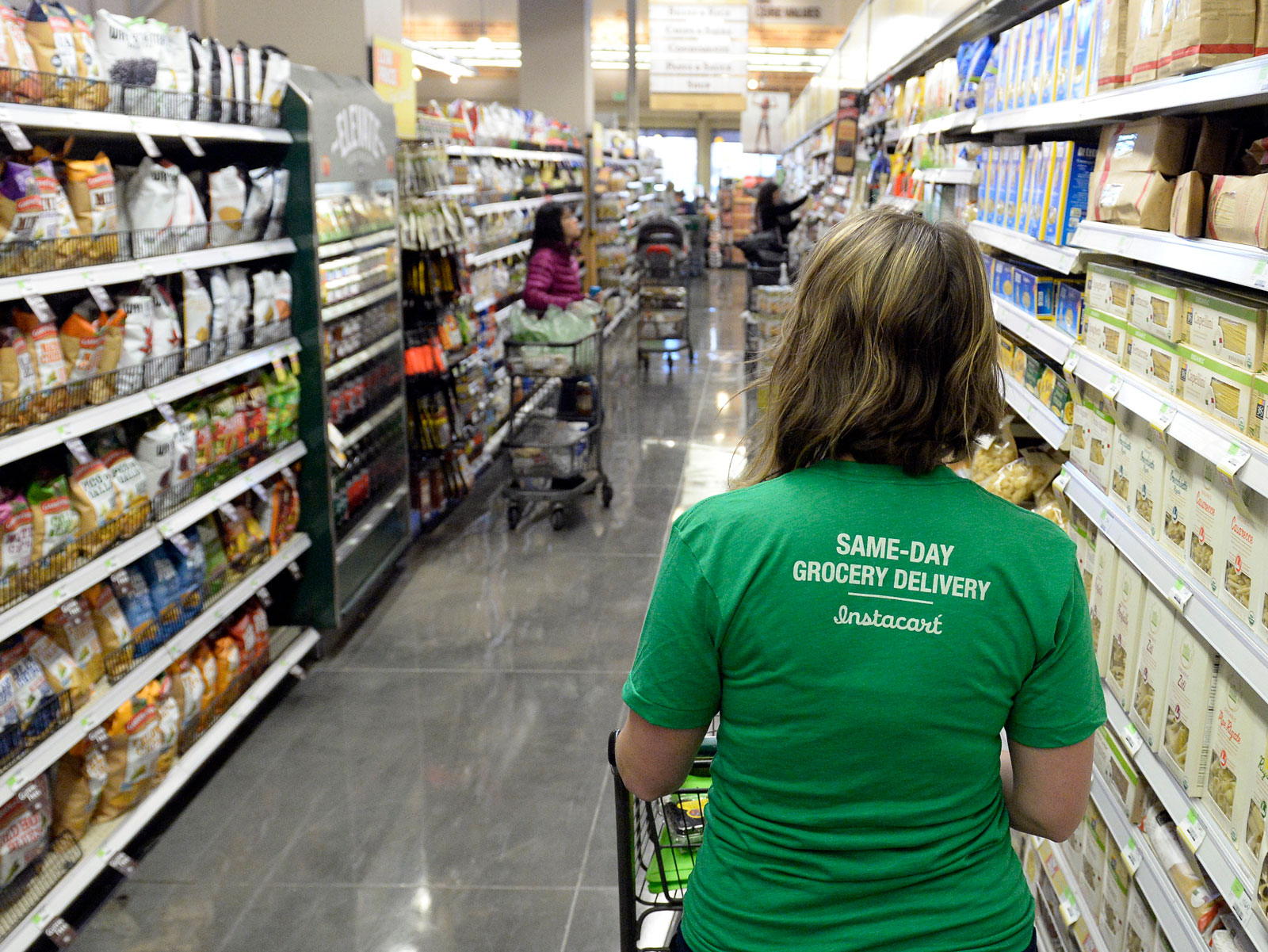 Instacart Workers Call for Another Boycott Over Tips
