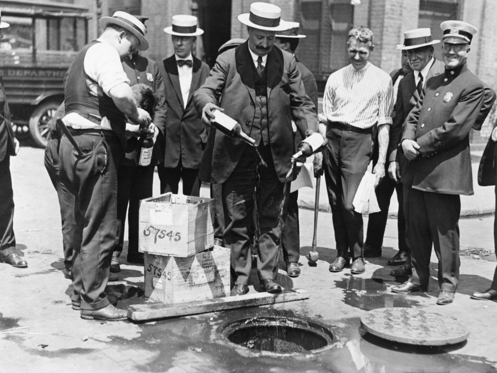 Prohibition Still Impacts What We Drink 100 Years Later