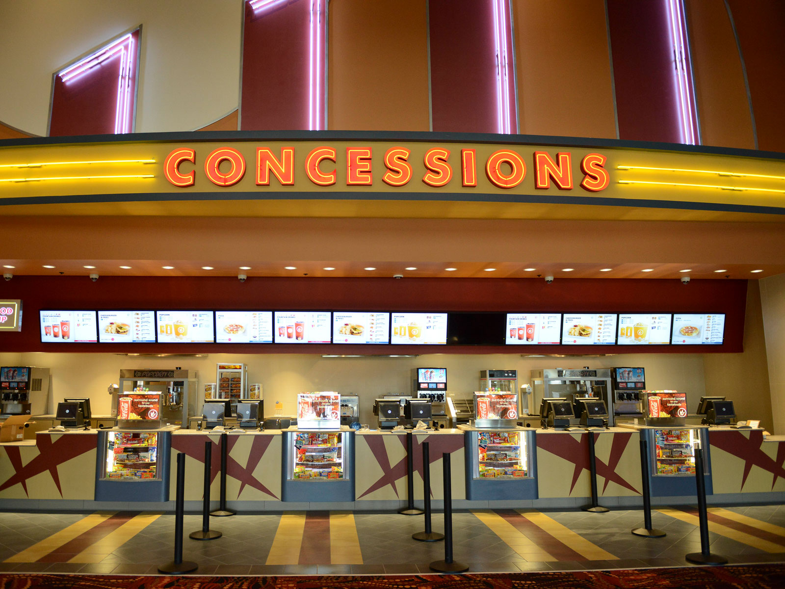 Movie Theater Chains Face Antitrust Investigation by U.S